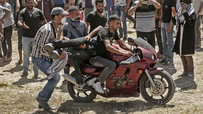 Mahmud Hams / AFP/Getty Images
